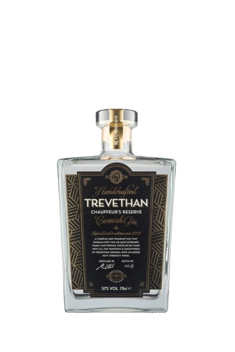 Trevethan Chauffeur's Reserve Cornish Gin
