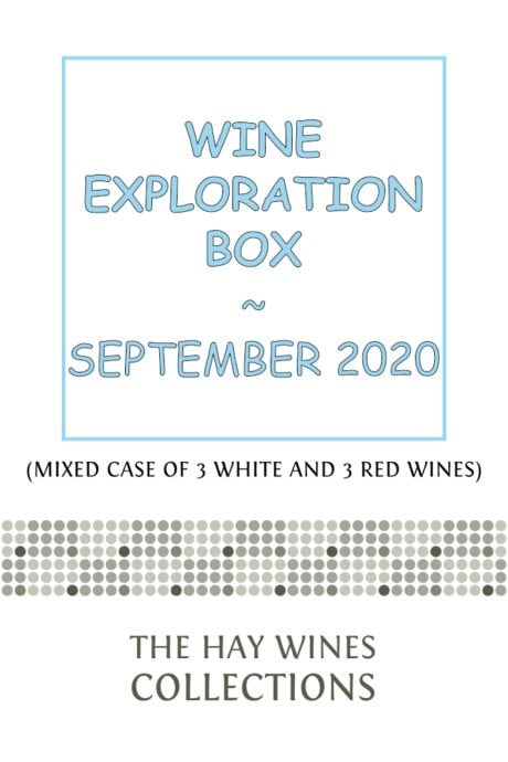Wine Exploration Box – September 2020